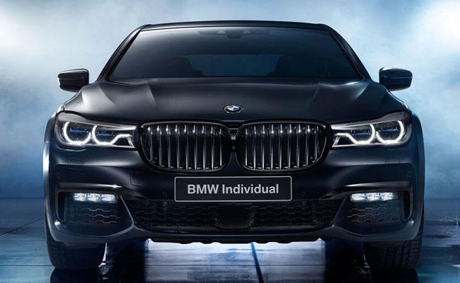 BMW 7 Individual
